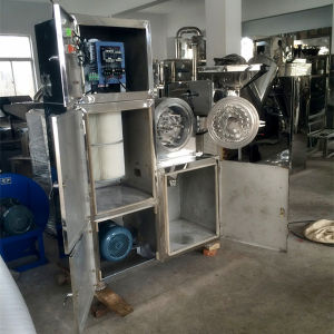 Herbal Grinding Machine with Dust Collector pictures & photos