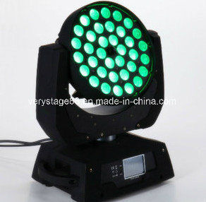 36X10W RGBW CREE LED Zoom Moving Head Lighting pictures & photos