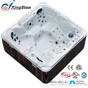 Two Loungers Acrylic SPA /Whirlpool SPA/Hot Tub/Jcs-17 pictures & photos