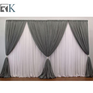 Stand Pole Pipe and Drape Marriage Decoration pictures & photos