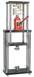Test Equipment Manual Hydraulic Test Stand pictures & photos