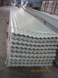 FRP Gel Coated Roofing Sheet, Fiberglass Plastic Skylight Panel pictures & photos