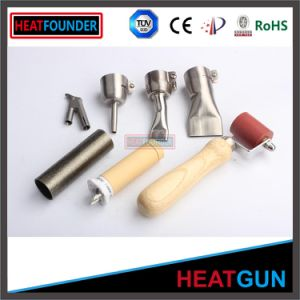 High Quality Black Hot Air Soldering Gun Heat Welding Gun pictures & photos