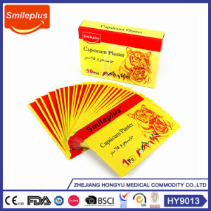 Big Box Pack Capsicum Plaster for Hospital and Family Care pictures & photos