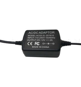 Black Color AC Adapter 12V for Laptop pictures & photos