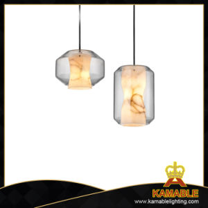 Dining Room Decoration Glass Stone Pendant Lamp (MD10811-1-200) pictures & photos