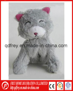 Plush Black Cat Toy for Baby Gift Promotion pictures & photos