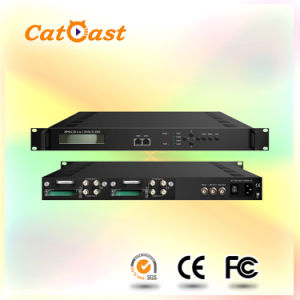 Professional IRD DVB-T2 IRD Decoder with Biss Function pictures & photos
