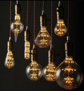 Starry Vintage LED Fireworks Filament Starry Bulb Light pictures & photos