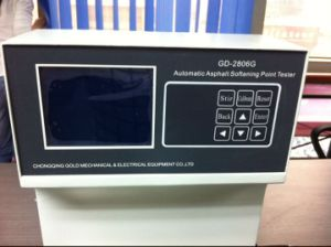 ASTM D36 Ring and Ball Tester pictures & photos