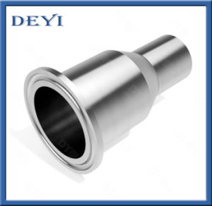 Stainless Steel Sanitary Triclamp Concentric Reducer (DY-R010) pictures & photos