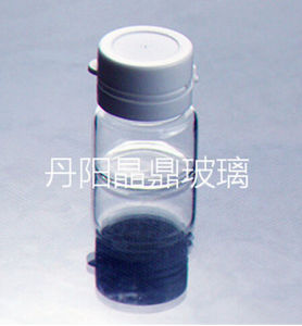 Supply Series of High Quality Screwed Clear Tubular Glass Vial Lock-up pictures & photos