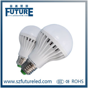 Hot Sale 7W E27/B22/E14 LED Light Bulbs/LED Indoor Lighting pictures & photos