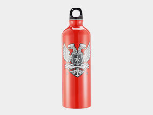 Eco-Friendly Aluminium Sports Water Bottle (ZFSG1209)