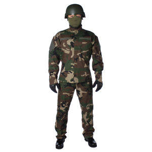 American Camo Woodland G3 Army Military uniform(WS20282)