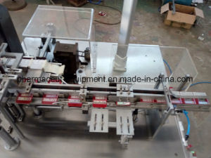 Automatic Cartoning Machine for Bottle pictures & photos