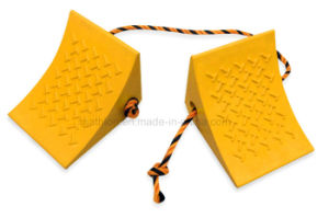 Aircraft Car Gses PU Foam Wheel Chocks pictures & photos