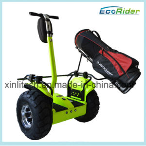2016 Latest Electric Golf Scooter Electric Golf Trolley Electric Golf Buggy for Riding pictures & photos