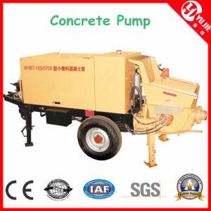 15m3/H Concrete Pump, Mini Electric Concrete Pumps pictures & photos