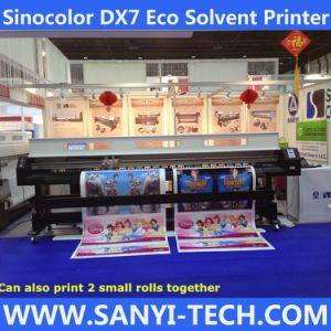 3.2m Eco Solvent Printer (SJ-1260) , Outdoor&Indoor Printing 1440dpi pictures & photos