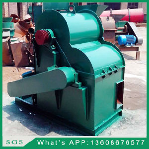 Doulb Shaft Grinder for Semi Wet Materials Sjfs-80