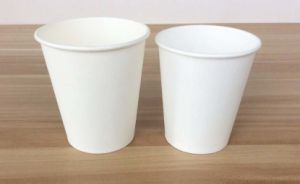 Disposable Plain Paper Cups for Hot Coffee/Juice Drink Container pictures & photos