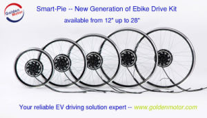 CE Approved Smart Pie Electric Bike Motor Kit for EU, Japan and Australia Market pictures & photos