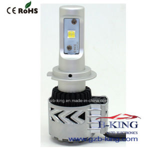 G8 H7 H/L 6000lm 6500k CREE-Xhp50 Auto LED Headlight pictures & photos