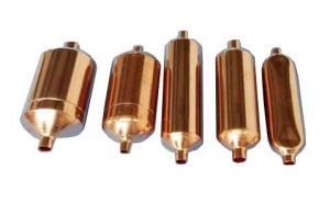 Copper Filter Drier, Copper Dryer for Refrigerator pictures & photos