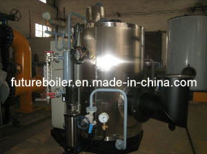 Vertical Oil Steam Boiler (LSS 0.5-4.0t/h) pictures & photos