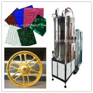 Vacuum Evaporation Coating Machine for Plastics and Ceramics