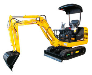 High Performance Price Ratio Homemade Mini Open Type Excavator pictures & photos