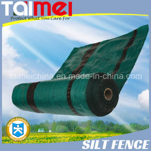 Made in China Polypropylene Woven Fabric Silt Fence with UV pictures & photos