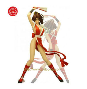 3D Custom Made Plastic Sexy Japanese Anime Figures Toys pictures & photos
