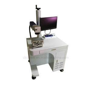 Hot Sale Optical Fiber Laser Marking Machine pictures & photos