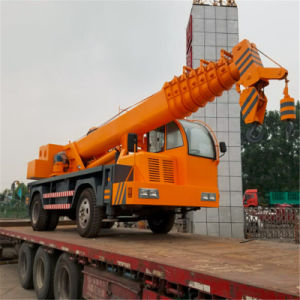 China Small Truck Crane 12 Ton Crane for Sale pictures & photos