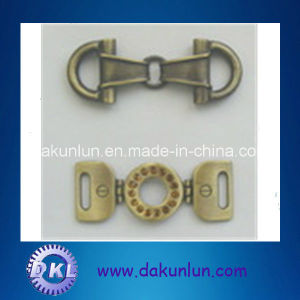 2014 Hot Sale Fashion Design Customized Shoe Accessories Part Metal Shoes Buckle with High Quality