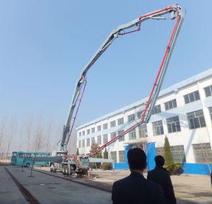 Faw / HOWO 48m Concrete Pump Truck pictures & photos