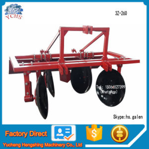 Farm Tractor Ridger Plough with High Quality for New Zealand Market pictures & photos
