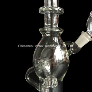 Popular Sale Glass Smoking Recycler Pipe pictures & photos