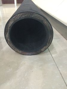 SAE100 R15 6000 Psi Constant Pressure Hydraulic Rubber Hose pictures & photos