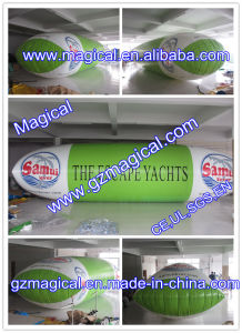 High Quality 0.9mm PVC Tarpaulin Inflatable Water Catapult Blob (RA-053) pictures & photos