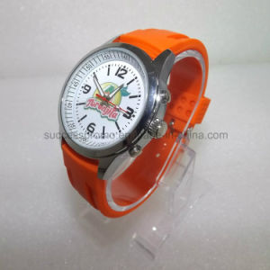 Fashion LED Digital Bracelet Silicone Analog Watch for Women pictures & photos