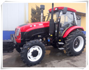 Tractor 135HP 4WD with High-Quality and Good Price pictures & photos