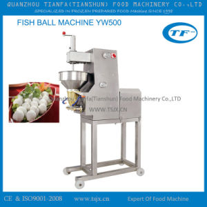 CE Certificate Stainless Steel Fish Ball Machine