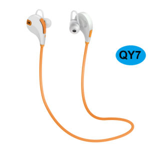 Simple Style Bluetooth Earphone with Handfree Function (QY7) pictures & photos