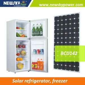 High Quality 142L DC Power Refrigerator pictures & photos