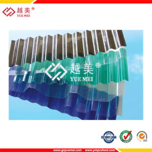 Cheap Corrugated Polycarbonate Roofing Sheets pictures & photos