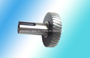 Gear Shaft for Gear Box/Helical Gear Shaft pictures & photos