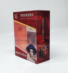 Plastic Box for Cosmetic Packaging with UV Printing pictures & photos